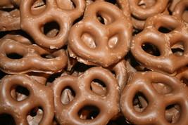Milk Chocolate Pretzels, 1LB - $14.31