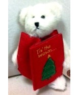 """Boyds Bears """"Bell"""" #99034V - 6"""" Bear Gift Card Holder- QVC Exclusive- 2005 - $19.99"""