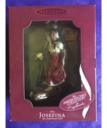 1824 Josefina American Girl Handcrafted Keepsake Ornament W/ Box Hallma... - $23.95