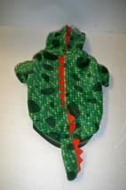 NWT PMP Dog Alligator Costume Medium Pet Green - $19.34