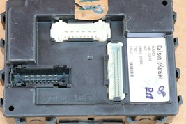 Nissan Xterra Frontier Pathfinder Body Control Module BCM 284B1-ZS30A image 2