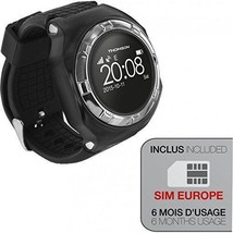 Thomson THPACKPERSWATCHB Montre localisation GPS + Carte SIM Europe Noir  - $173.39