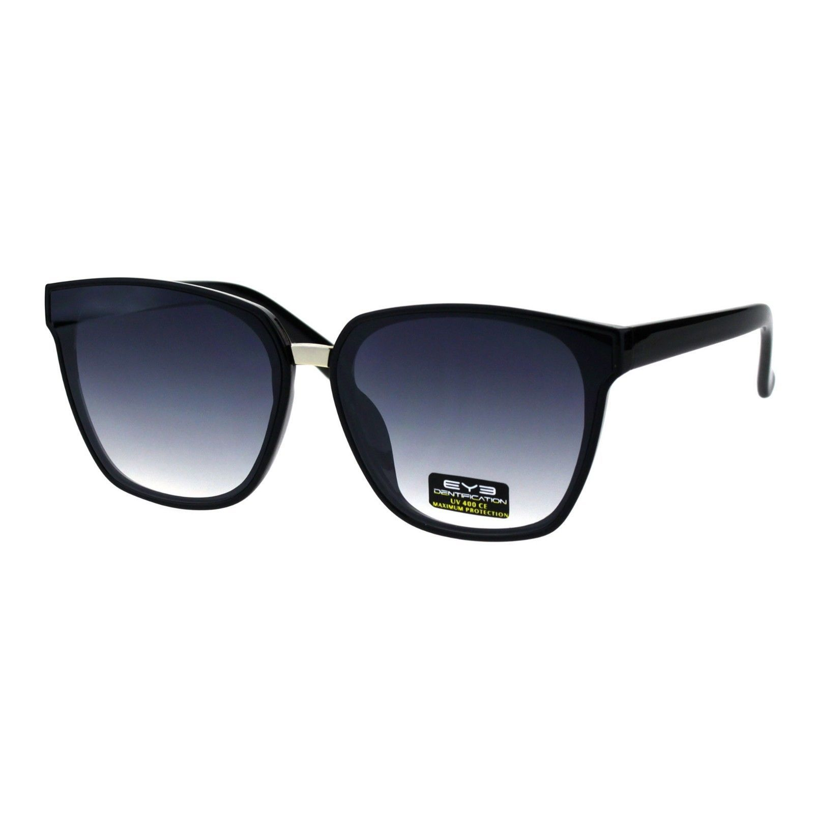 Womens Sunglasses Designer Modern Fashion Square Frame UV 400