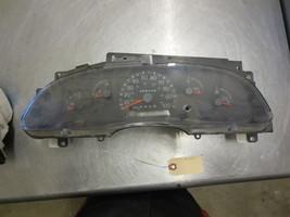 GRC207 Gauge Cluster Speedometer Assembly 1999 Ford E-150 Econoline 5.4  - $195.00