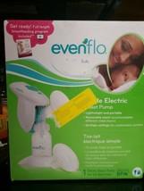 Evenflo Single Lightweight Portable Electric Breast Pump # 2900 BPA Free  - $28.00