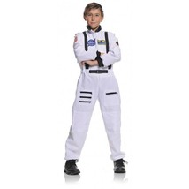 Underwraps Astronaut White Nasa Space Child Boys Halloween Costume 26982 - $28.99