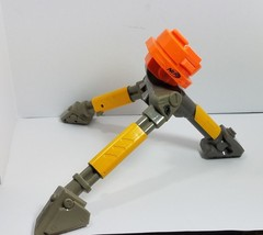 NERF Vulcan Tripod Orange Yellow EBF 25 Replacement Stand Part Base Only  - $13.29