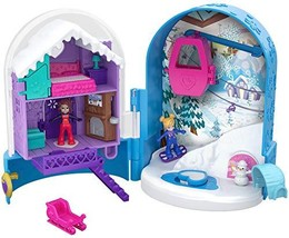 Polly Pocket Big Pocket World, Snow Globe - $19.70