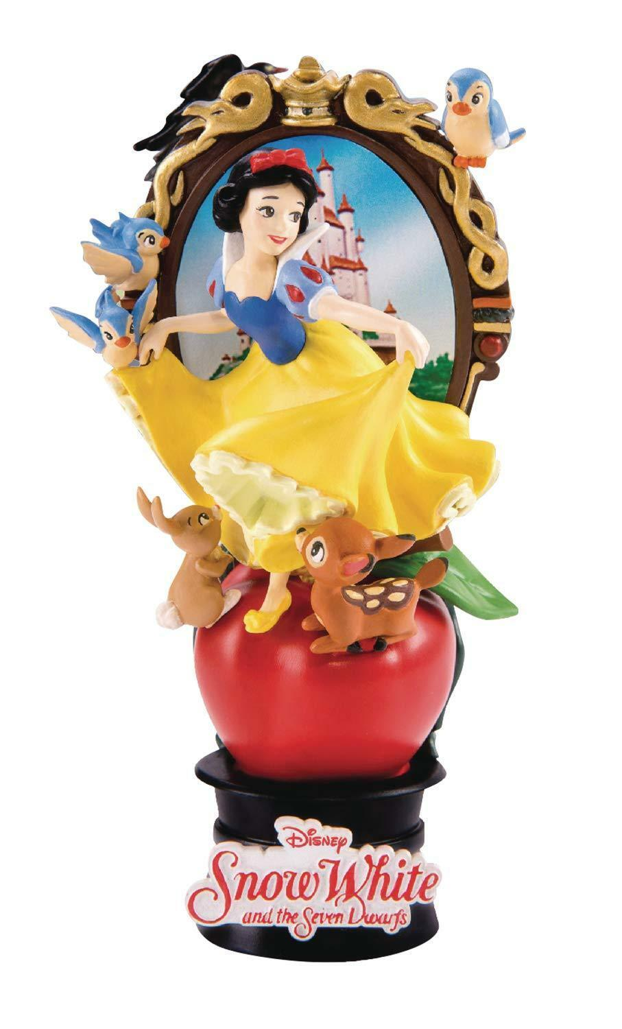 Image 0 of Snow White DS-013 Dream Select 6-Inch Statue - Beast Kingdom