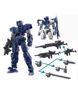 3 Bandai Spirits Sets - 30mm - Option Armor, Option Weapons 1 and Dark G... - $31.67