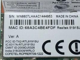 Acer Aspire Z5751 Z5763 Z5761 All In One WiFi Wireless Card WN6607LH RTL8191SU image 3