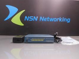 Cisco ASA5505 ASA5505-50-BUN-K9 Adaptive Security Appliance Base License... - $59.35