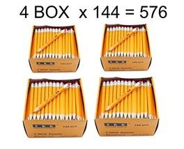SKKSTATIONERY Half Pencils with Eraser Tops, Golf, Classroom, Pew - #2 H... - $45.30