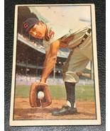 1953 Bowman Color 29 Bobby Avila  Indians - $8.86