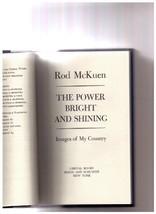 The Power Bright and Shining [Oct 01, 1980] Rod mckuen - $39.99