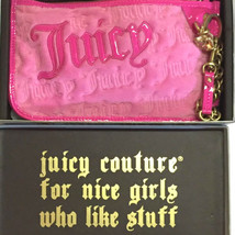Wristlet Juicy Couture Charming Pink Faux Diamond Ring - ₨2,202.58 INR