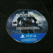 Sniper: Ghost Warrior 3 -- Limited Edition Sony PlayStation 4 Disc Only - $12.86