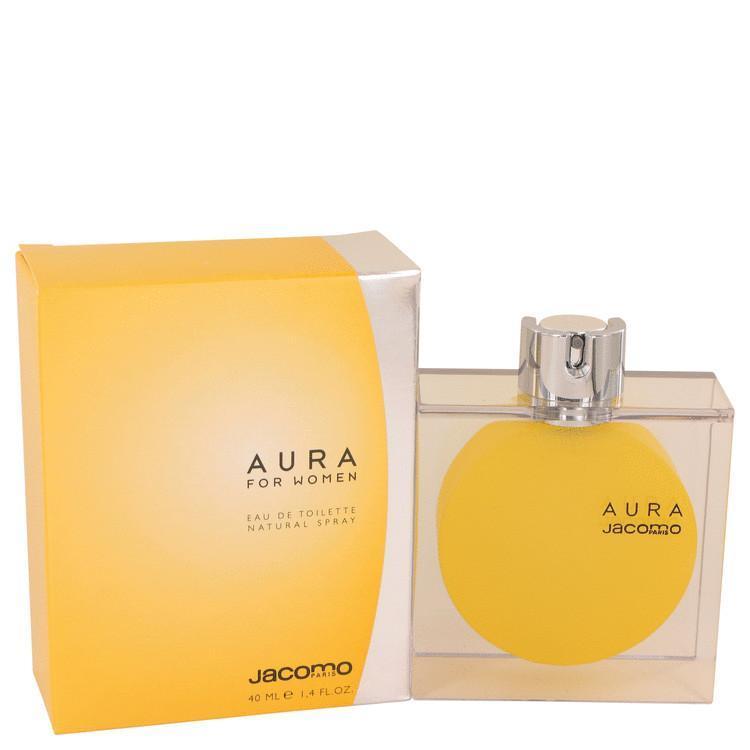 Aura Eau De Toilette Spray By Jacomo For Women image 3