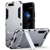 Huawei P10 High Density Bumper Scratch & Impact Resistant Rugged Case Black - $42.15