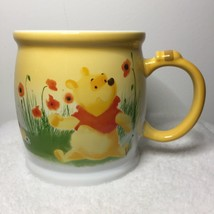 Disney Store Mug Watercolor Collection Winnie The Pooh Bear Coffee Cup 20 Oz - $39.00