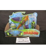 How to train your Dragon 3 The Hidden World Eret Skullcrusher Dragon Sca... - $64.87