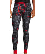 Long Underwear L 36 38 Large NEW Lounge Sleep Pants Marvel Avengers Cool... - $18.00