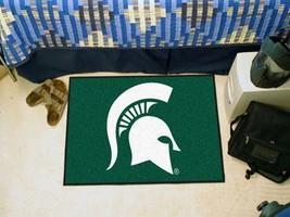 NCAA -  Michigan State Starter Rug 19 inch x30 inch   - $34.99