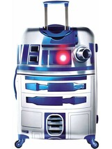 "American Tourister Disney Star Wars R2D2 28"" Spinner Hard Side Suitcase - $220.87"
