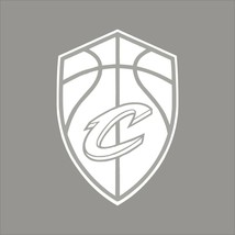 Cleveland Cavaliers #9 NBA Team Logo 1Color Vinyl Decal Sticker Car Window Wall - $5.64+