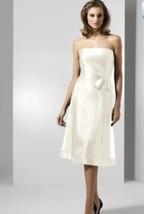 Dessy 2514......Tea-length, Strapless Dress.....Starlight......Sz 10 UK - €42,70 EUR