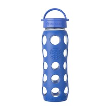 Lifefactory 22-Ounce BPA-Free Glass Water Bottle with Leakproof Classic ... - $562,49 MXN