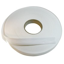 Iron-on Roman Shade Rib Tape 72 yds White - $92.58