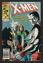 THE UNCANNY X-MEN  #210, Marvel Comics, 1986, VF CONDITION COPY   - $14.85