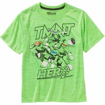 Teenage Mutant Ninja Turtles Hero Boy's Graphic T-Shirt Size MEDIUM 8 Gr... - $8.90