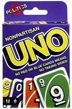 Mattel Games UNO Non-Partisan - $9.74