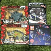 Hasbro Transformers RD-11 RD-08 DD-05 Figura & Optimus Prime Maqueta Jue... - $533.43