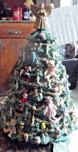 "San Francisco Music Box "" Victorian Tree Figurine "" 12 days of Christmas - $56.09"