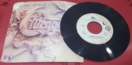 Chicago - Remember the Feeling - Hard Habit to Break - 45RPM Record - $4.94