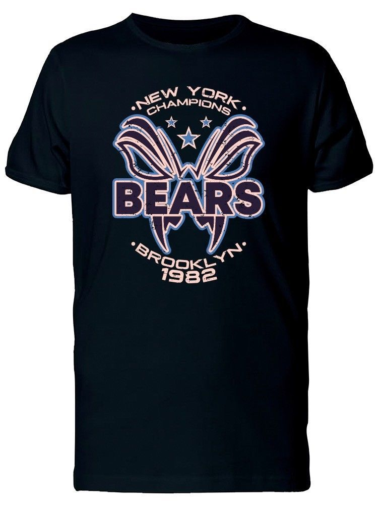 Ny Champions Bears Men's Tee -Image by Shutterstock