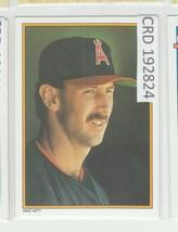 1987 Topps All-Star Set CE California Angels Mike Witt #33/60 Pitcher 192824 - $1.86
