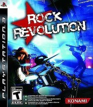 *NEW* Rock Revolution (Sony PlayStation 3, 2008) - $22.32