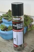 Streak Free Stainless Steel Cleaner &  Polish 10 Oz- PowerHouse Brand  - $7.66