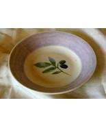 Pier 1 Olive Mist Coupe Soup Bowl - $9.69