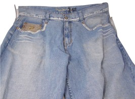 "Pepe London men's blue jeans 42 X 33.5"" - $30.00"