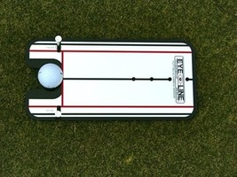 Eyeline golf putting mirror training ball training aid - $50.65