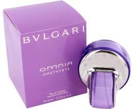 Bvlgari Omnia Amethyste Perfume 2.2 Oz Eau De Toilette Spray image 2