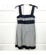 Marks & Spencer Autograph Women's Grey Mix Career A-Line Dress Size 10 Gray - $19.79