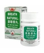50 tablets/Bottle Breath Comfort (Fartun Peiminkam) for Pollen Nasal All... - $10.40