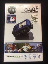 New ION The Game 1080P HD Video Camera - Blue - $83.83