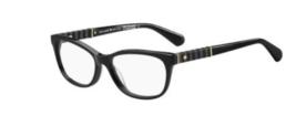 Eyeglasses  Kate Spade DAINA 52-15-140 807 Black Eyeglass Frames  - $94.95